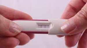 test di gravidanza-accantoalladonna