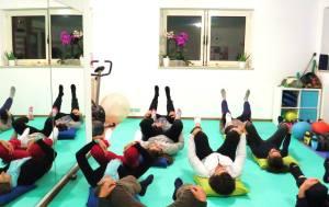 ginnastica posturale e ginnastica pelvica- Accanto alla Donna