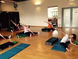 Pilates prenatale Udine-accanto alla donna