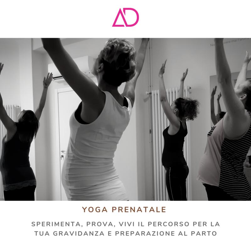 Corso Yoga Prenatale a Udine - Accanto alla Donna